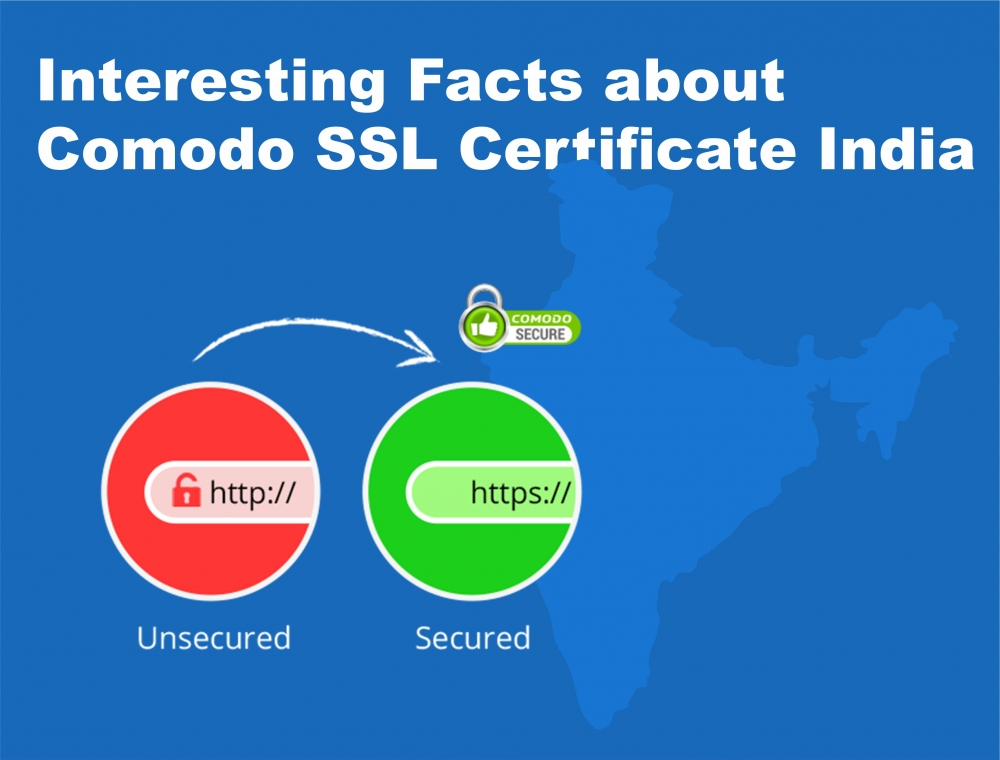 Interesting Facts about Comodo SSL Certificate India
