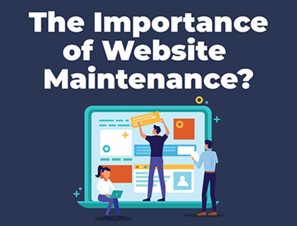 What is the Importance of Website Maintenance?