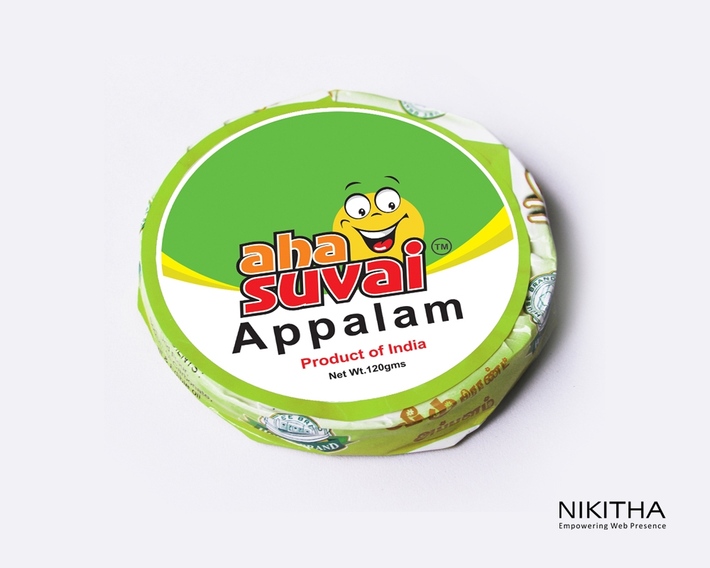 Applam packaging design