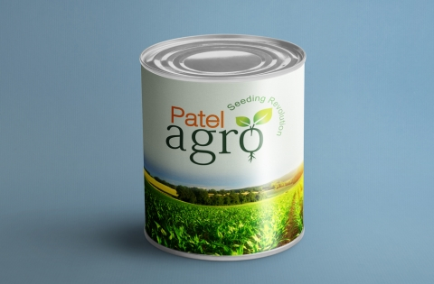 Agro product logo design