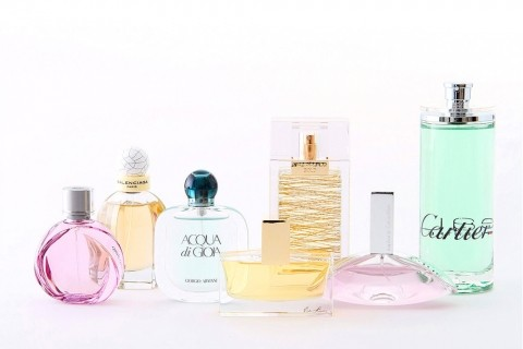 Perfume Product Photo Shoot
