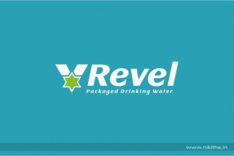 Packaged Drinking water logo design